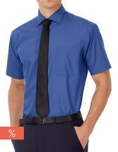 Poplin Shirt Heritage Short Sleeve / Men
