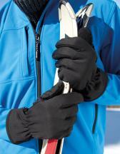 Softshell Thermal Glove