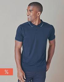 Men´s HiCool® Tipped Polo Shirt