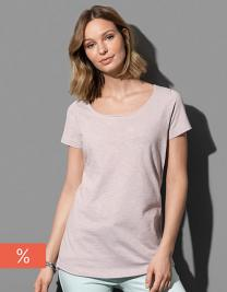 Sharon Oversized Slub Crew Neck Women